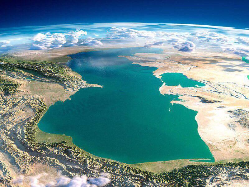 تهدید محیط زیست دریای خزر توسط خطرات ناشی از نوسانات آب