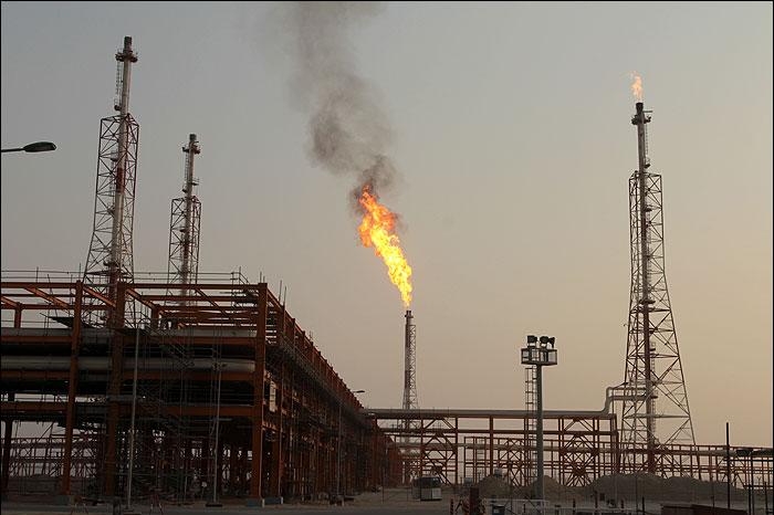 فاز ١٩ میدان گازی پارسجنوبی به زمستان ٩٤ میرسد