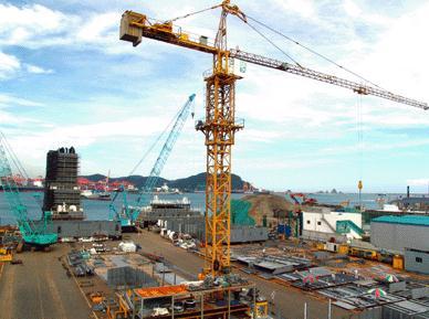 مرگ چهار کارگر کشتیسازی کره جنوبی