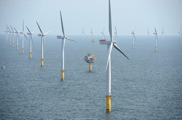 رتبه نخست اروپایی آلمان در انرژی بادی فراساحل