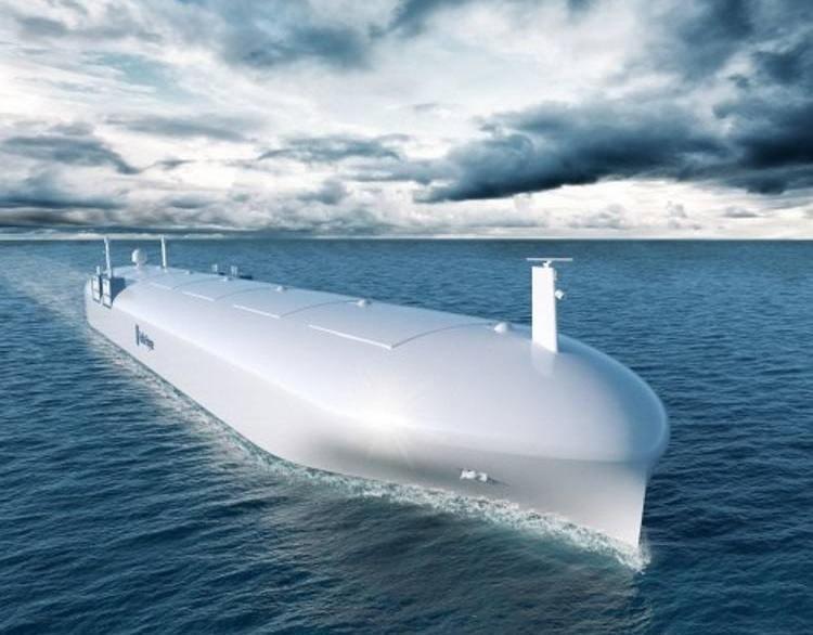 کشتیهای خودکار و آینده صنعت کشتیرانی جهان
