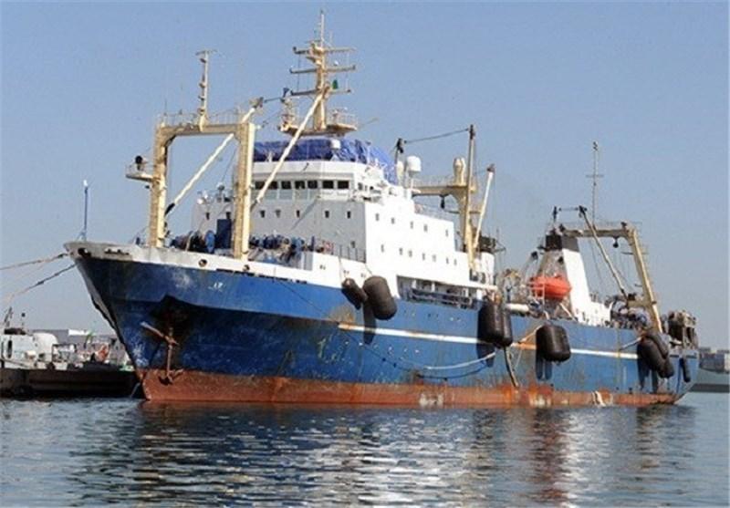 توقیف کشتی مرگ ترکیه در آبهای سوئد