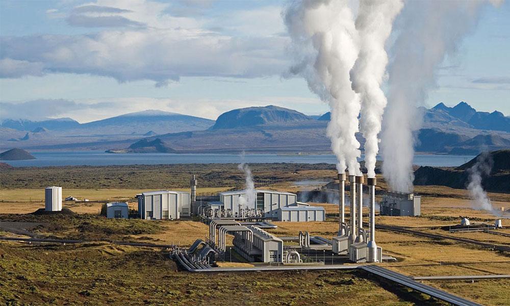 تامین برق از انرژی زمین گرمایی