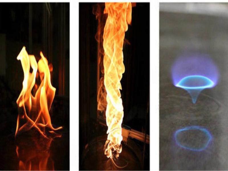 گردباد آتش آبی راه حلی برای پاکسازی نشت مواد نفتی در دریا