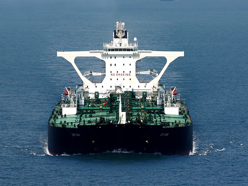 شرکت کشتیرانی هنگکنگ تعداد کشتیهای VLCC خود را افزایش داد
