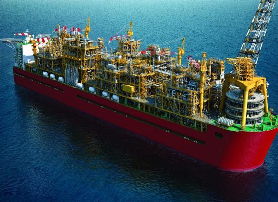 آغاز تولید از عمیقترین میدان فراساحلی نفتی و گازی جهان
