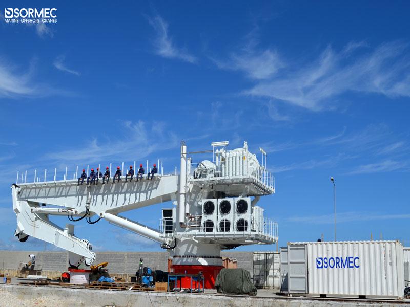 حضور شرکت سورمک ایتالیا در نمایشگاه صنایع دریایی کیش قطعی شد