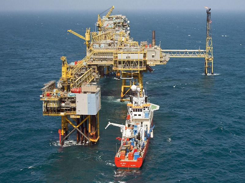فعالیت بزرگترین میدان گازی دانمارک متوقف میشود.