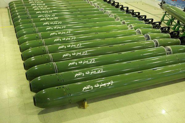 والفجر، جدیدترین اژدر نداجا از زیردریایی غدیر شلیک شد