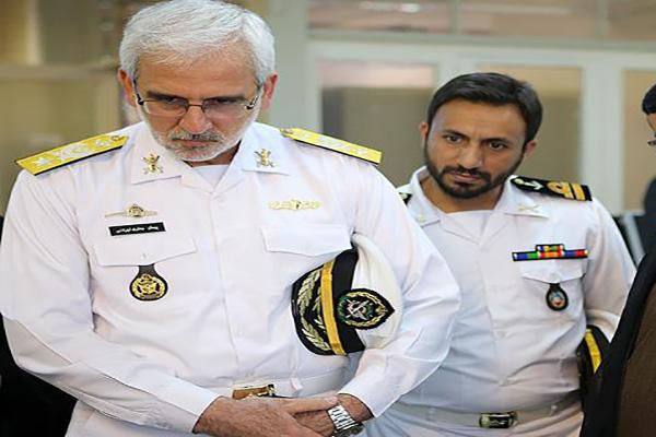 تحریمها، نیروی دریایی ایران را قدرتمندتر کرده است