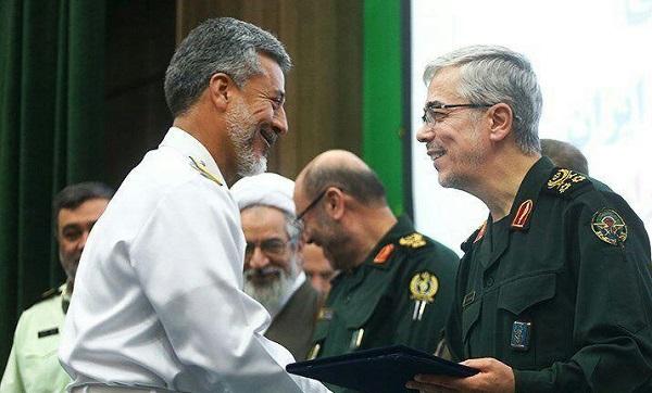 سیاری، موفقترین فرمانده نیروهای مسلح ایران شد