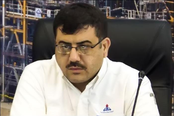 محمد مشکین فام به سمت مدیرعامل شرکت نفت و گاز پارس منصوب شد