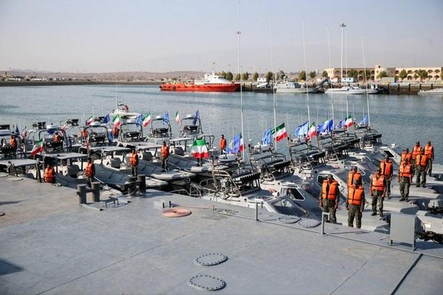 نیروی دریایی سپاه به رزمایش سپر خلیجفارس هشدار داد