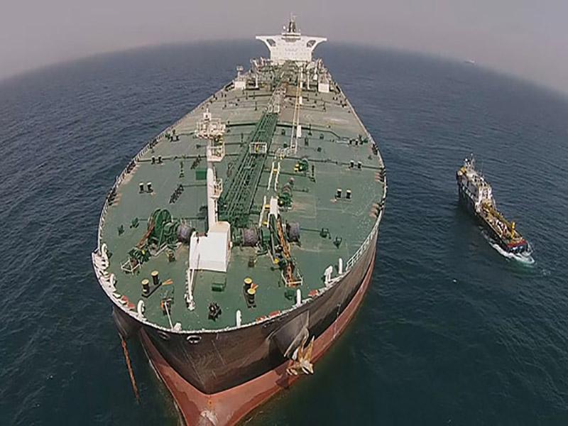 افزایش صادرات ۳۵۰ میلیون بشکهای نفت خام از پایانههای نفتی