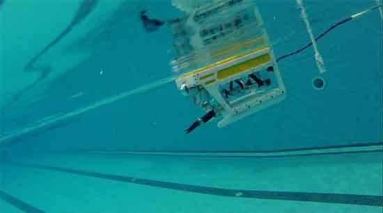 معرفی و تجلیل از تیمهای برتر بخش طراحی مسابقات ملی ربات آبزیان