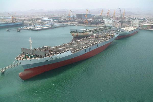 ایجاد تحولی چشمگیر در صنایع کشتیسازی و فراساحل ایران