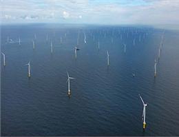 ساخت مزرعه بادی در دریای بالتیک آلمان