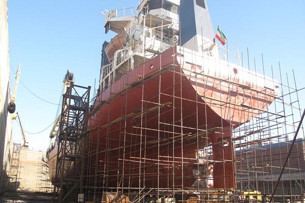 تعمیرات اساسی شناورها در بندر امام انجام شده است.