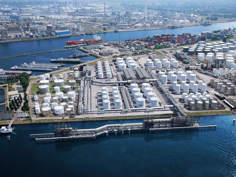 شرکت آلمانی یک پایانه جدید نفتی در خلیج مکزیک میسازد