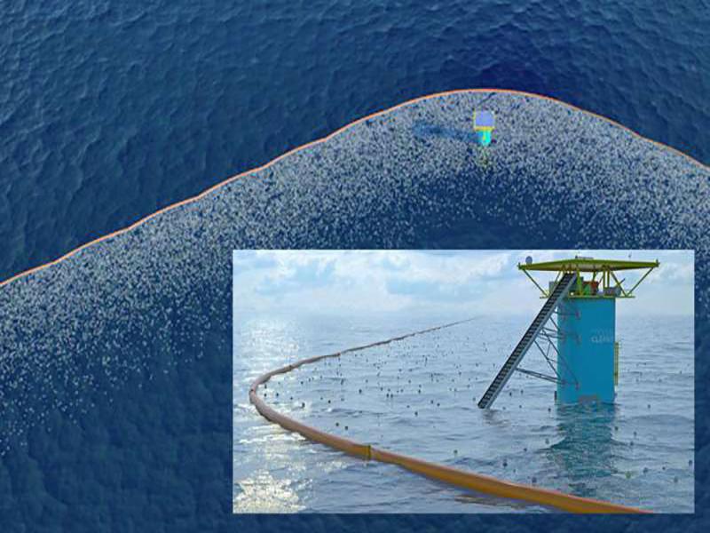 اجرای طرح بی سابقه برای پاکسازی اقیانوسهای کره زمین