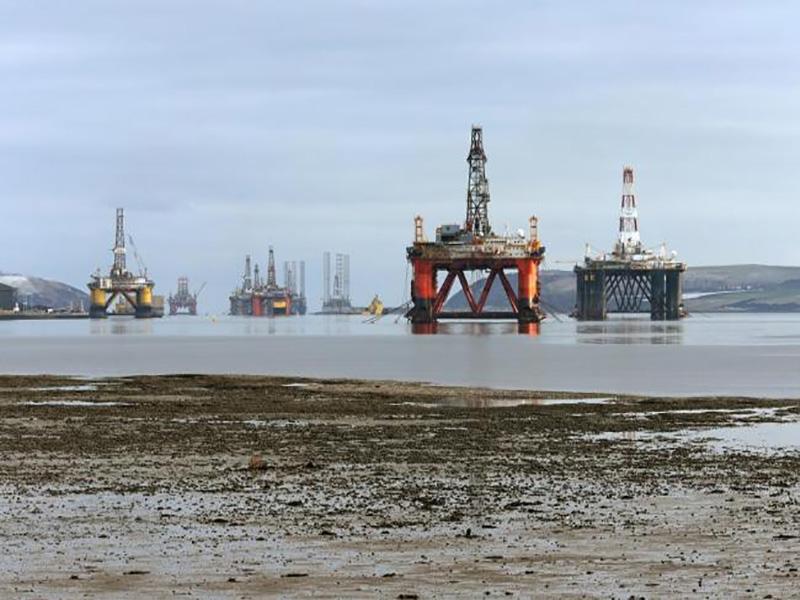 با 10 میدان بزرگ نفتي در دریای شمال آشنا شویم