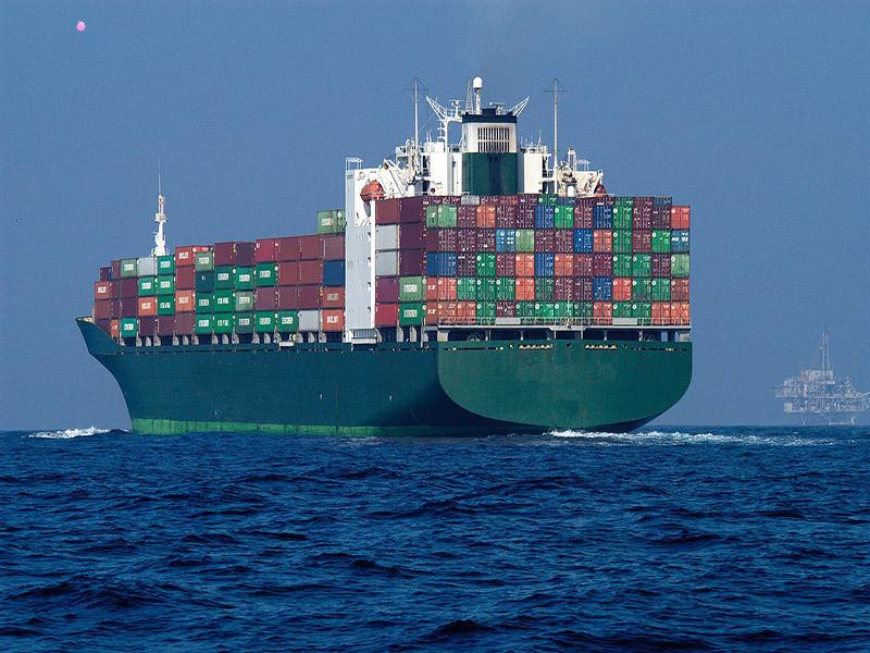 ورود اولین کشتی کانتینری بصورت مستقیم از هند به بندر چابهار