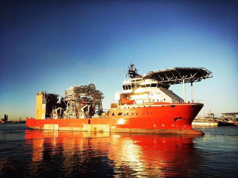 بزرگترین کشتی اکتشاف و نمونه برداری الماس آماده كار شد