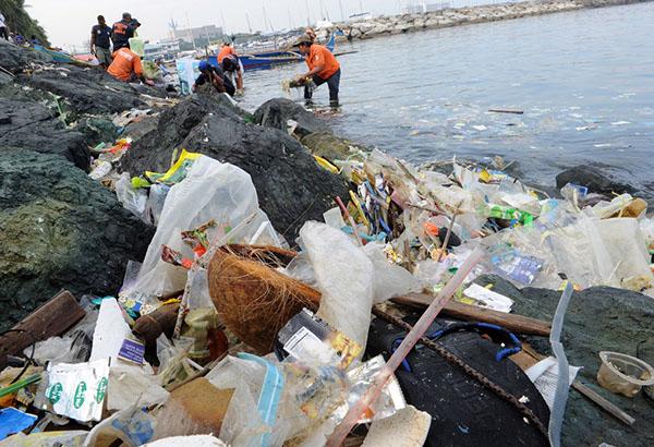 نابودی دریاها با ورود 51 تریلیون قطعه پلاستیکی