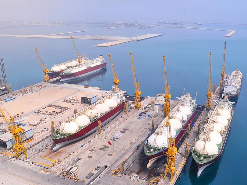 تاثیر صامت بحران قطر بر کشتیرانی LNG