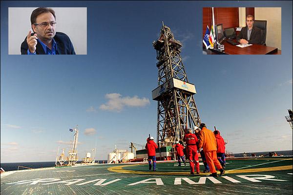 دو انتصاب جدید از سوی مدیر عامل شرکت نفت خزر