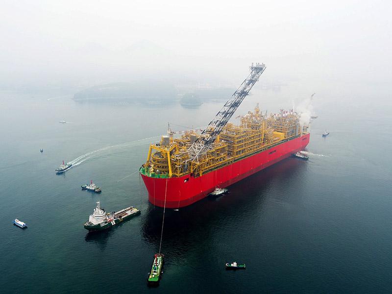 احتمال خرید لیزینگی تاسیسات LNG شناور از شرکت نروژی