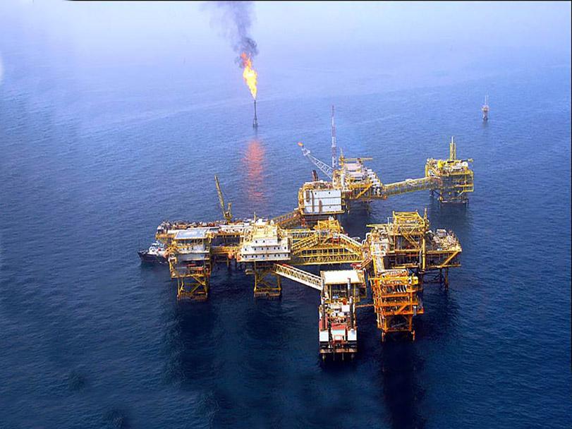 تفاهمنامه خدمات نوسازی تأسیسات و افزایش تولید گاز میدان سلمان