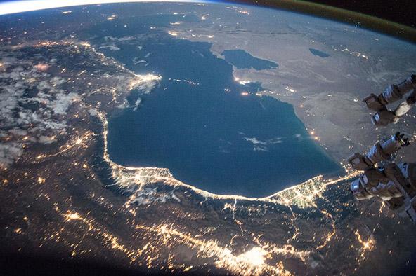 گزارش وضعیت اسفناک دریای خزر جهانگیر شد