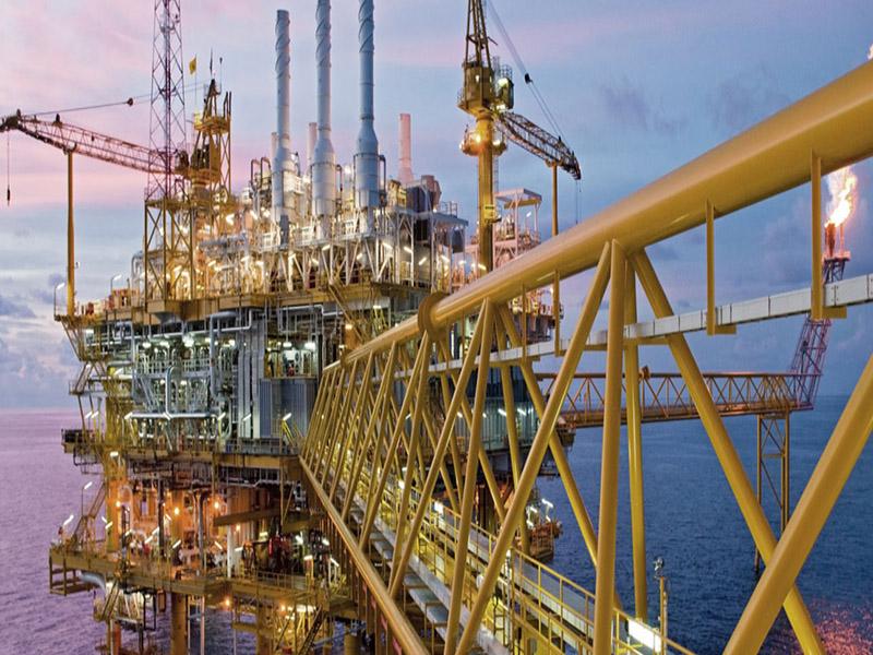 نشت نفت در آبهای خلیج فارس