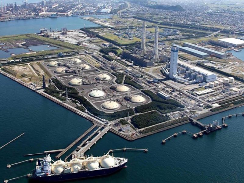 اهمیت راهبردی LNG در سبد انرژی مصرفی اروپا