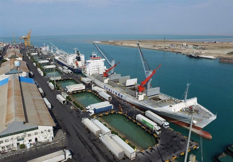 ظرفیت تخلیه و بارگیری در بندر بوشهر افزایش مییابد