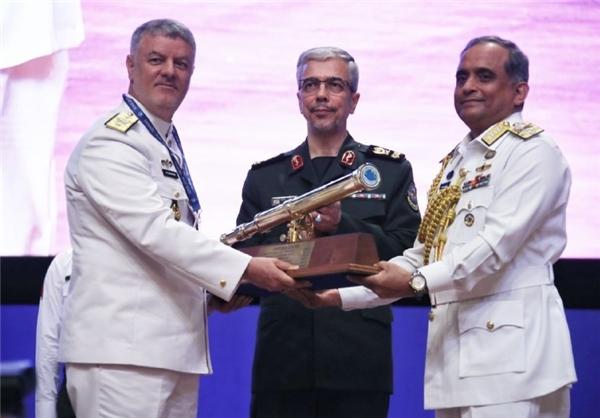 ریاست اجلاس فرماندهان نیروی دریایی به ایران واگذار شد