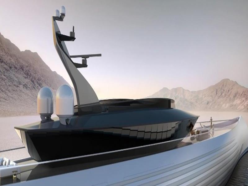 قایق تفریحی با فناوری بسیار نوین شبیه کانو