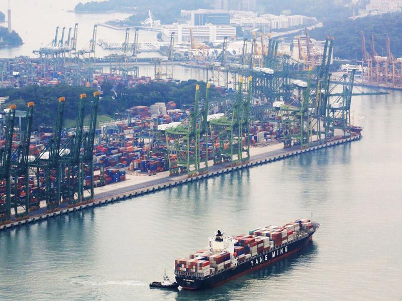 امسال، تجارت دریابرد جهان از مرز 12 میلیارد تن گذر می کند
