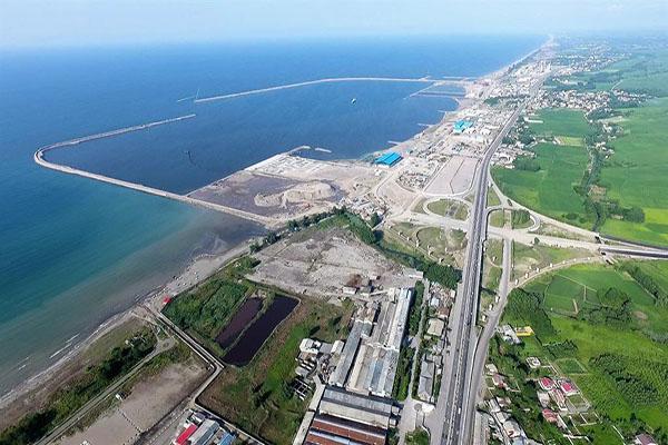 بندر کاسپین به عنوان مرز دریایی تعیین شد
