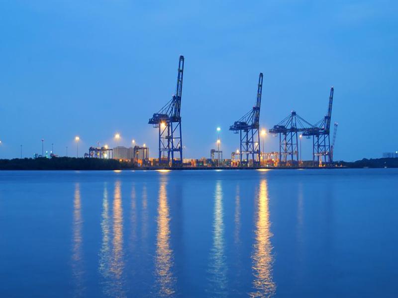 سرمایه گذاری بندری ژاپن در اقیانوس هند