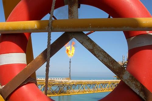 برگزاری کارگاه آموزشی پژوهشگاه صنعت نفت در منطقه بهرگان