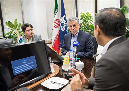 مشارکت پیمانکاران و سازندگان ایرانی در اجرای پروژه نفتی