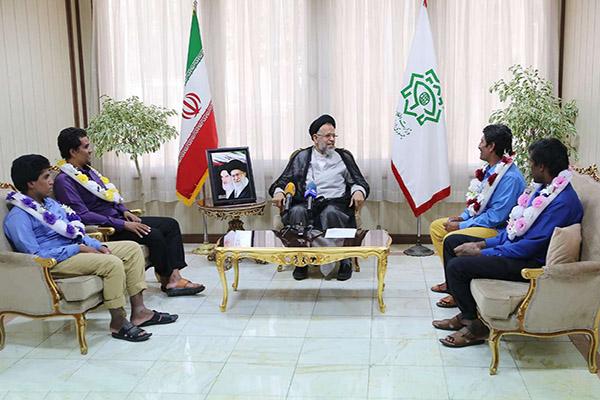 4 ملوان ایرانی از دست دزدان دریایی سومالی آزاد شدند
