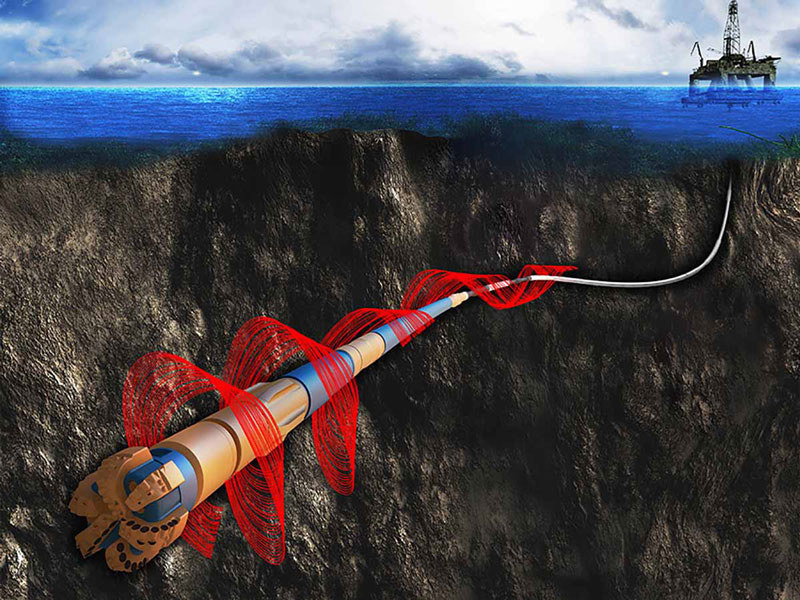 تحقق 44 هزار و 818 متر حفاری افقی و جهت دار خشکی و دریایی