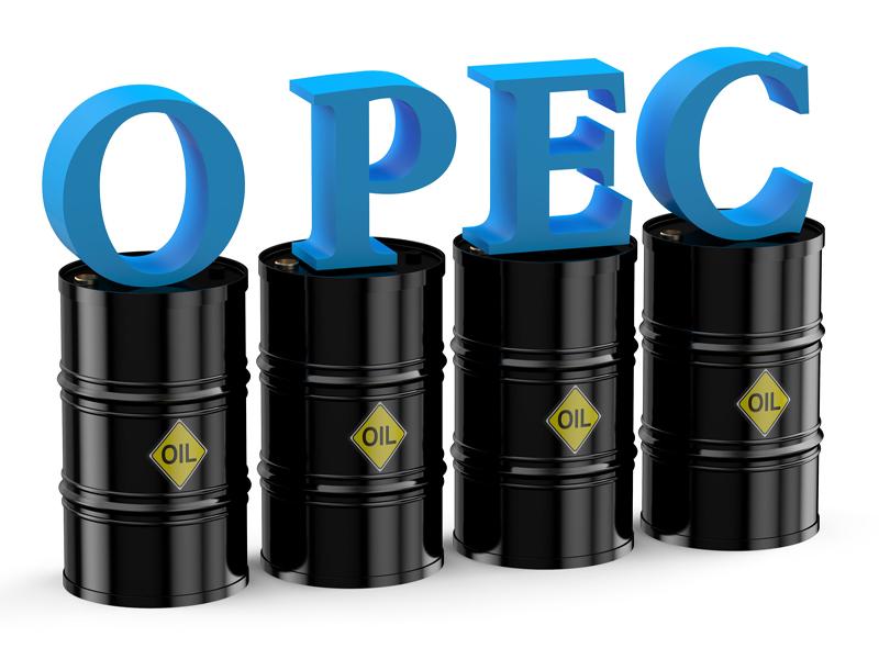 تقاضای نفت اوپک در سال 2019 کاهش مییابد