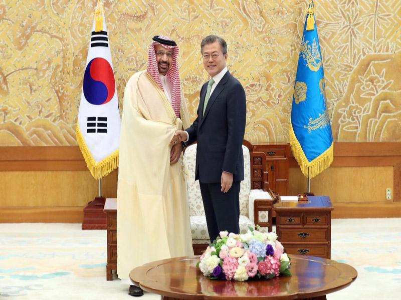 کره جنوبی جایگزینی نفت ایران را آغاز کرد
