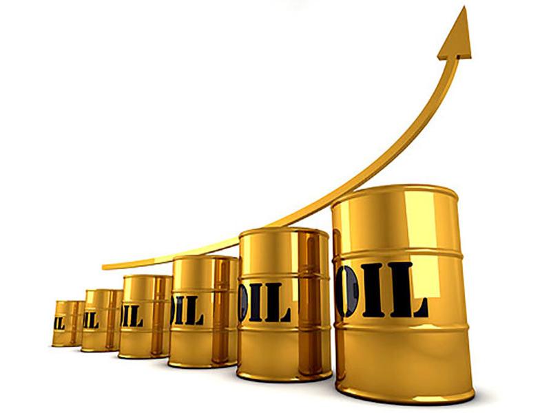 قیمت نفت با افت موجودی انبارهای آمریکا افزایش یافت