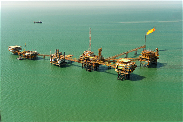 نشت نفت در منطقه عملیاتی بهرگان صحت ندارد