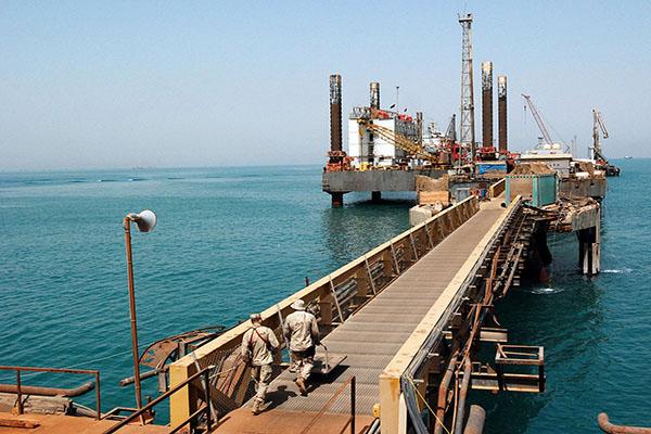 عراق به لطف تحریم ایران بزرگترین تامین کننده نفت هند شد